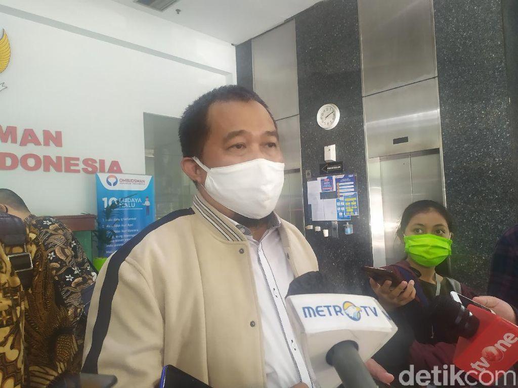 MAKI Laporkan Jaksa Inisial P yang Foto Bareng Djoko Tjandra ke Komjak