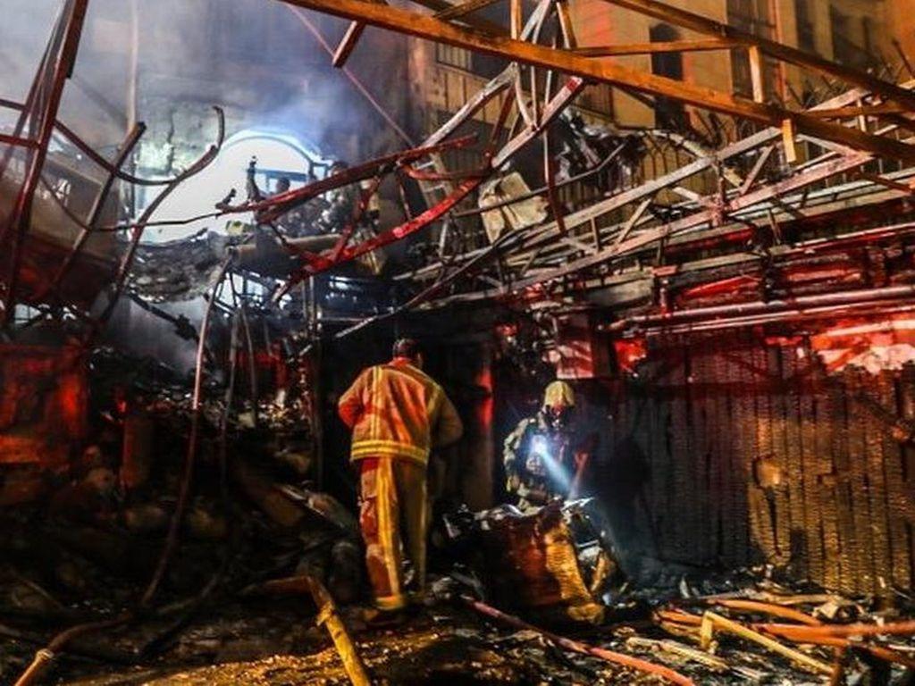 Ada Apa di Balik Kebakaran Misterius di Situs Nuklir Iran?