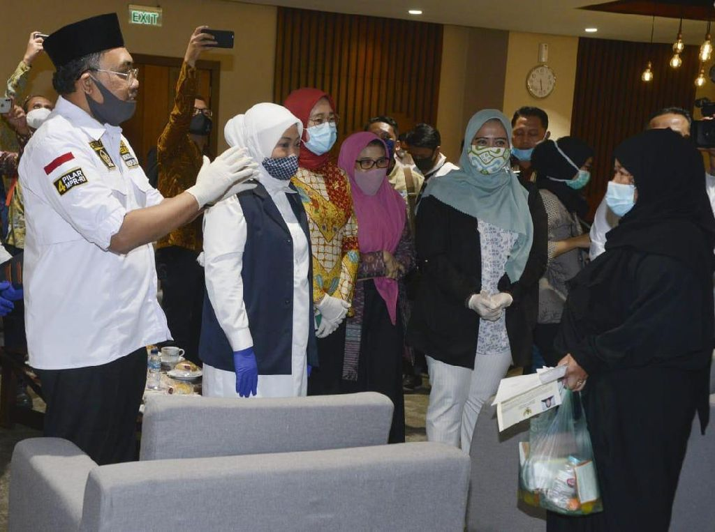 TKI Lolos dari Hukuman Mati, Pimpinan MPR: Satu Nyawa Sangat Berharga