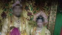Ortu Ungkap Awal Gadis 12 Tahun Kenalan dengan Pria 44 Tahun hingga Menikah
