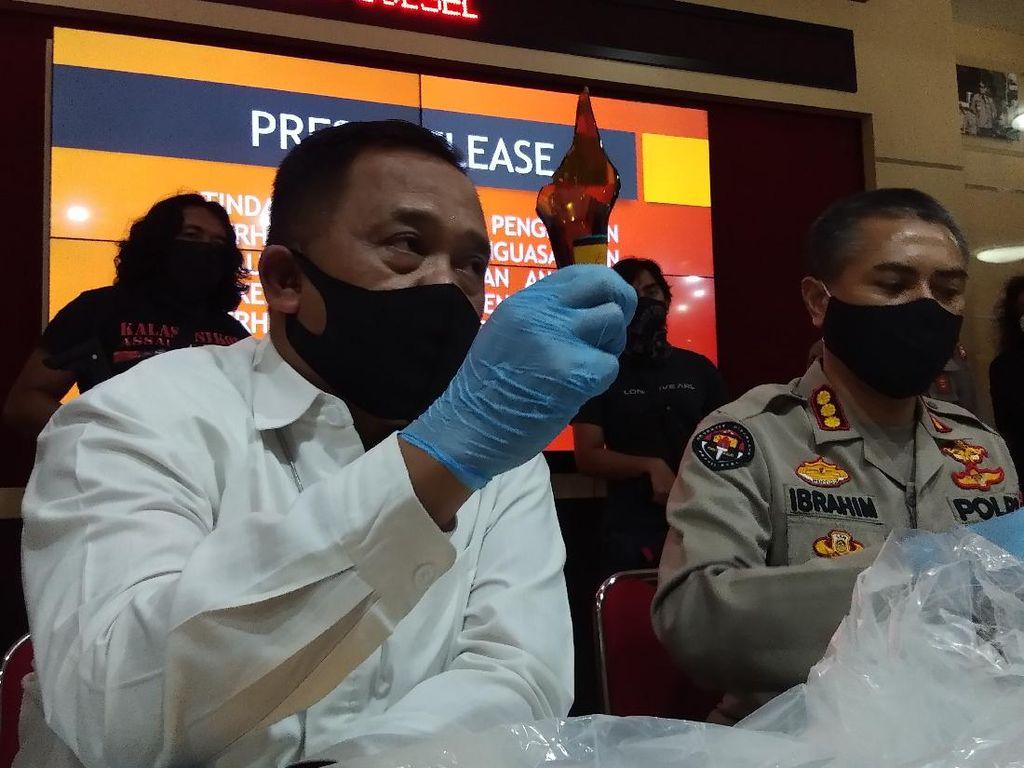 Bandar Sabung Ayam Sempat Kejar-Serang Kasat Sabhara Pakai Pecahan Botol