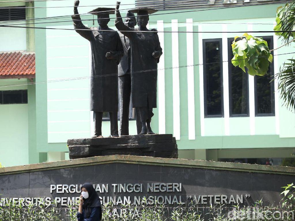 UPN Veteran Jakarta Imbau Peserta UTBK Bawa Surat Negatif COVID-19