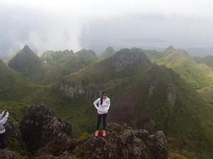 Pengalaman Seru Berlari ke Puncak Tertinggi di Cebu, Filipina
