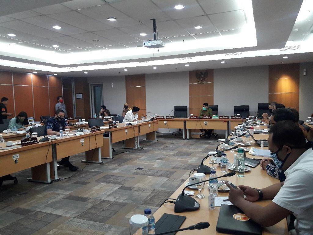 Rapat Komisi B DPRD DKI-PT Jaya Ancol soal Rencana Kerja 2020 Ditunda