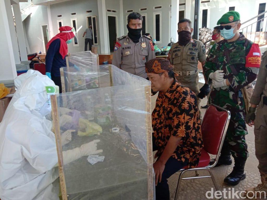 Rapid Test Penonton Rhoma Irama di Bogor, 303 Orang Nonreaktif
