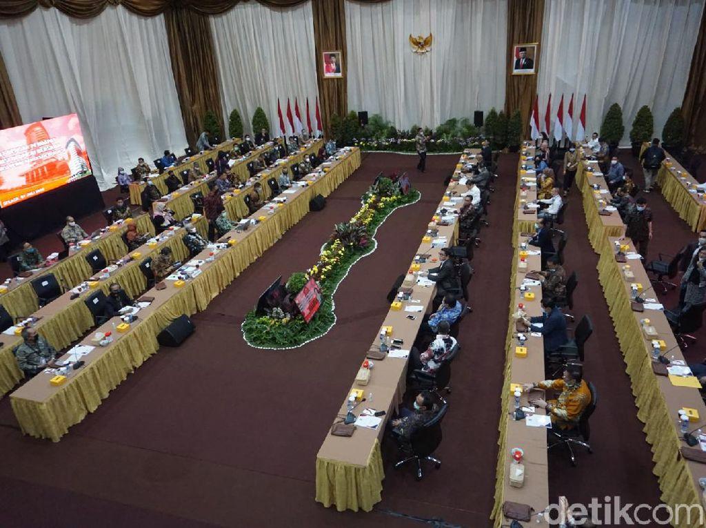 Komisi III: Dewas KPK Keluarkan Ratusan Izin Penyadapan dalam Hitungan Hari