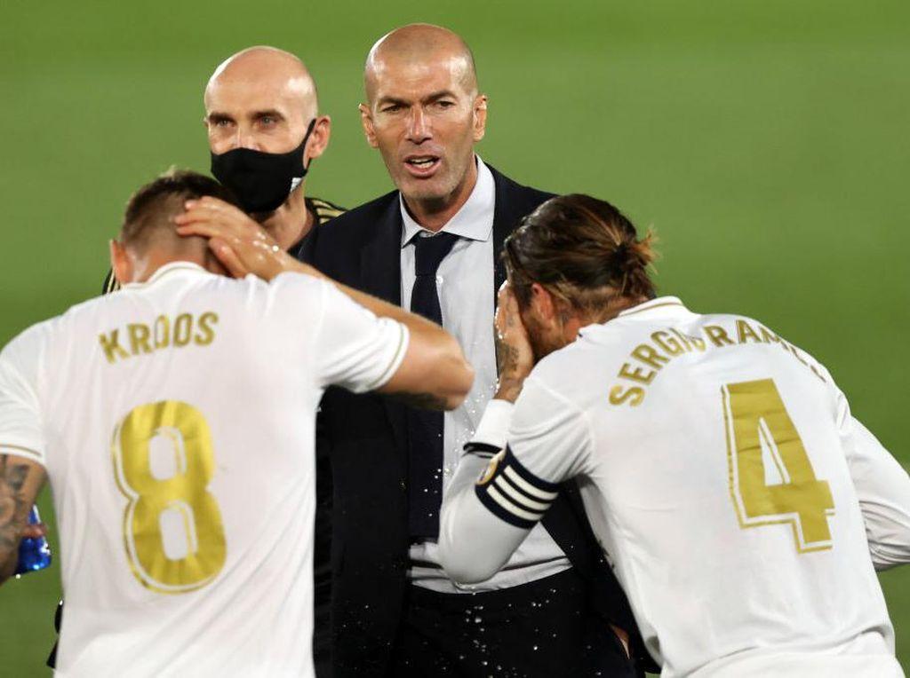 Lima Masalah Real Madrid Kalau Enggak Beli Pemain Baru