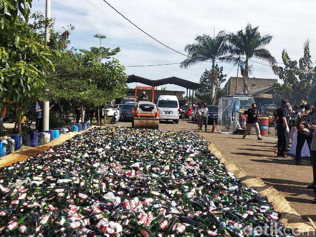Pandemi Corona, Pengedar Jabar Kirim Narkotik Pakai Modus Paket Bansos