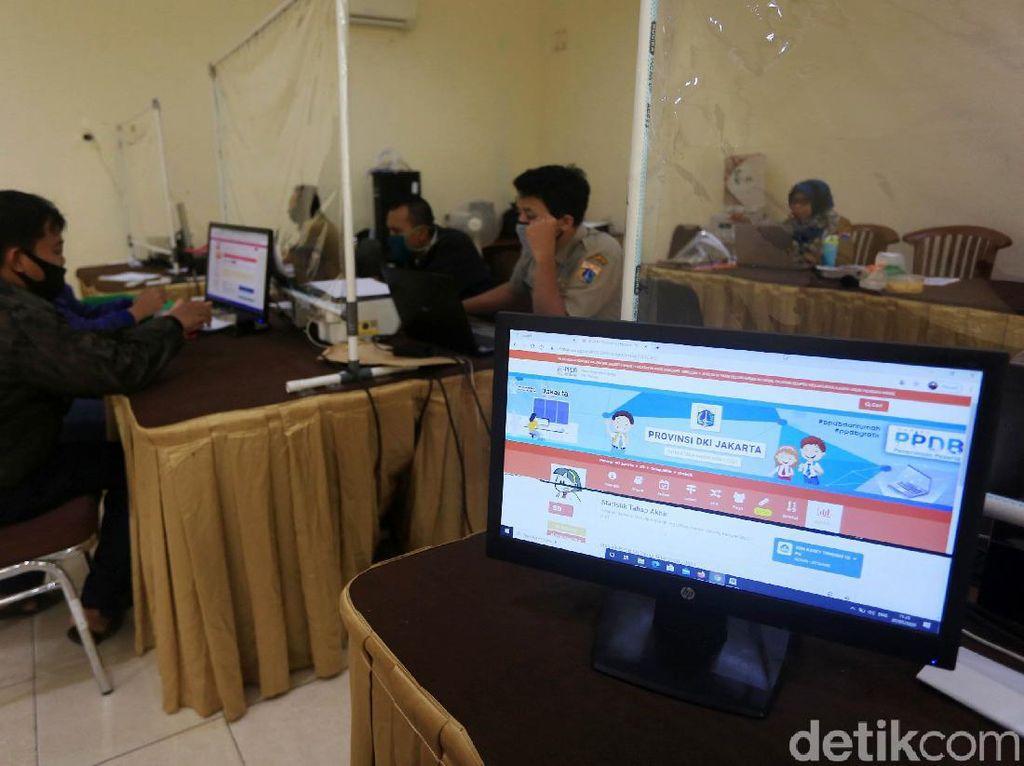 Pemprov DKI: PPDB 2020 Kurangi Kesenjangan Akademik Antarsekolah