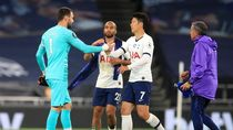 Video Ribut-ribut Lloris Vs Son Heung-min