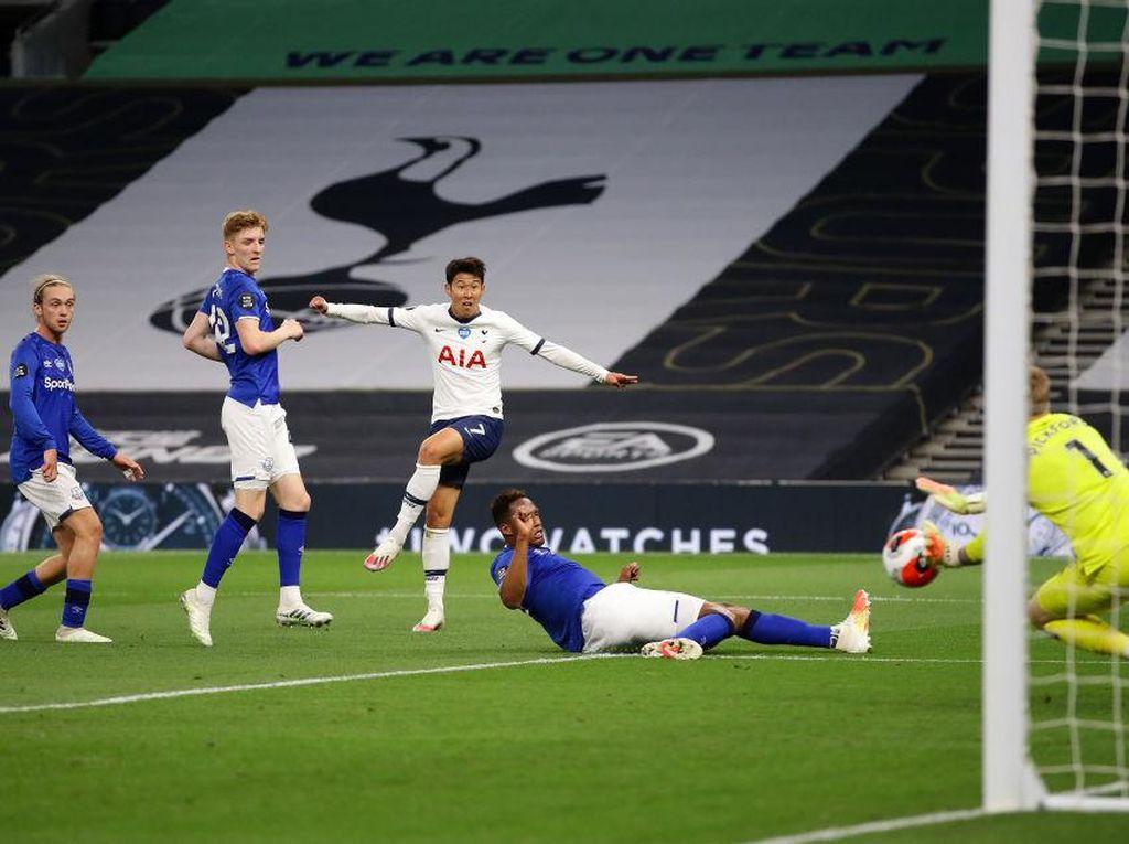 6 Catatan di Balik Kemenangan Tottenham atas Everton