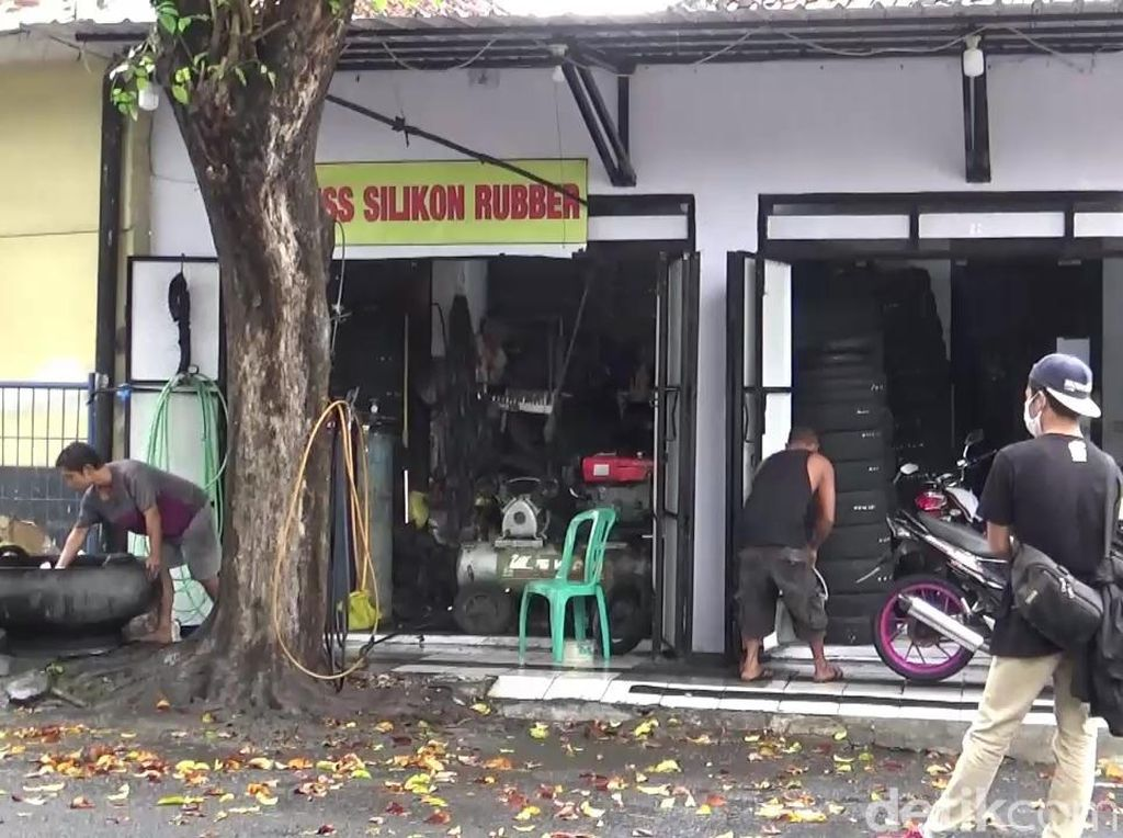 Pemkab Banyuwangi Beri Teguran kepada Bengkel Tambal Ban Rp 600 Ribu