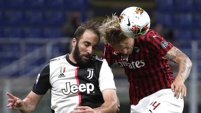 Seru! Milan vs Juventus: 4-2