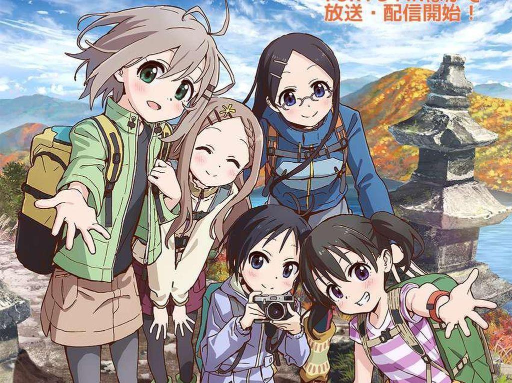 Kosakata Bahasa Jepang dan Artinya yang Biasa Muncul di Anime