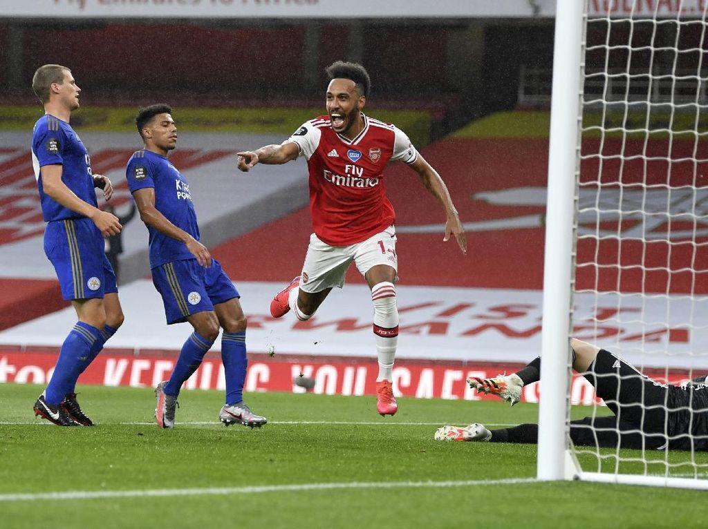Jadwal Piala Liga Inggris Babak Ketiga, Ada Leicester Vs Arsenal
