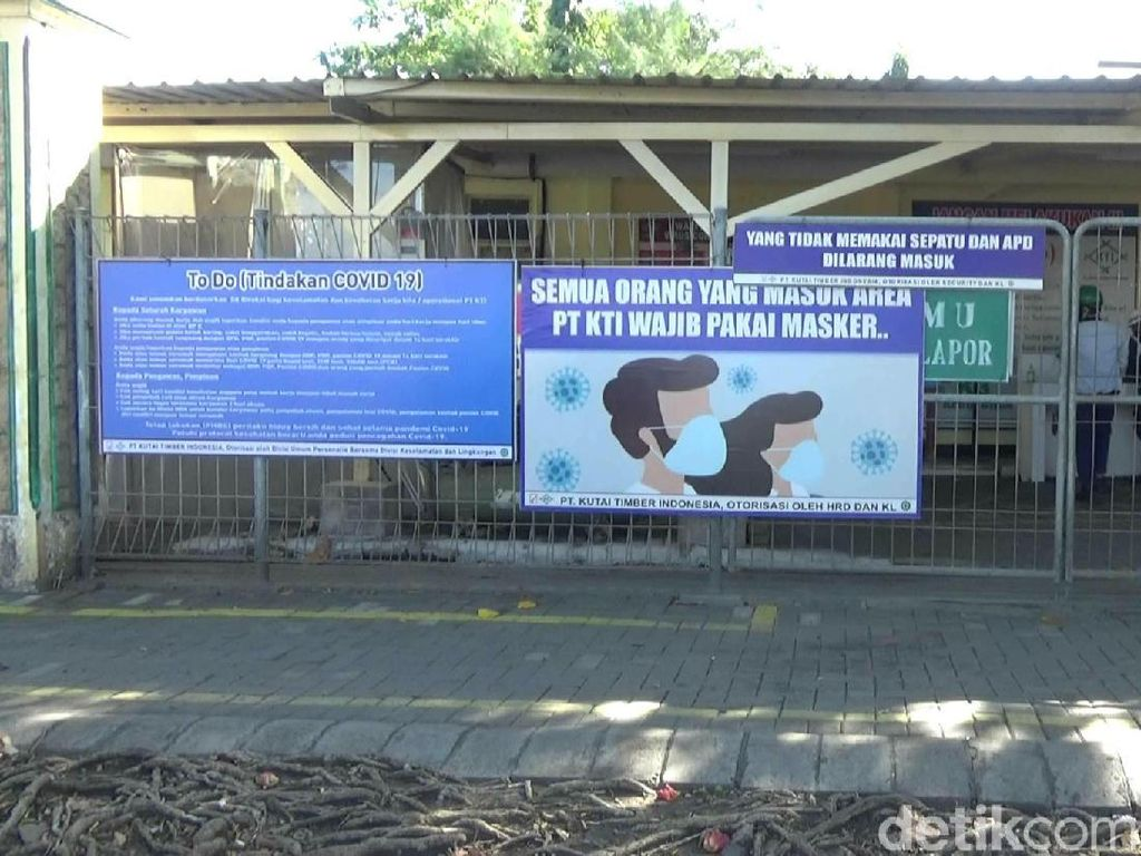 9 Karyawan Pabrik Pengolahan Kayu di Probolinggo Positif COVID-19, 1 Meninggal