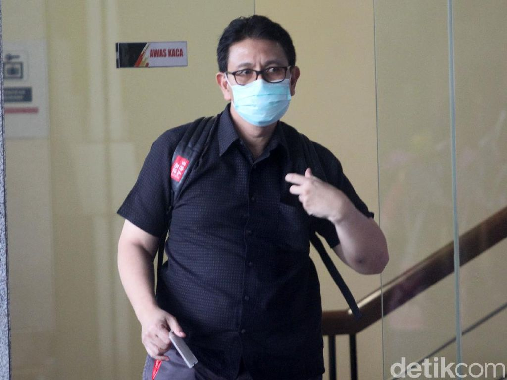 Dirut PT PAL Indonesia DIperiksa KPK