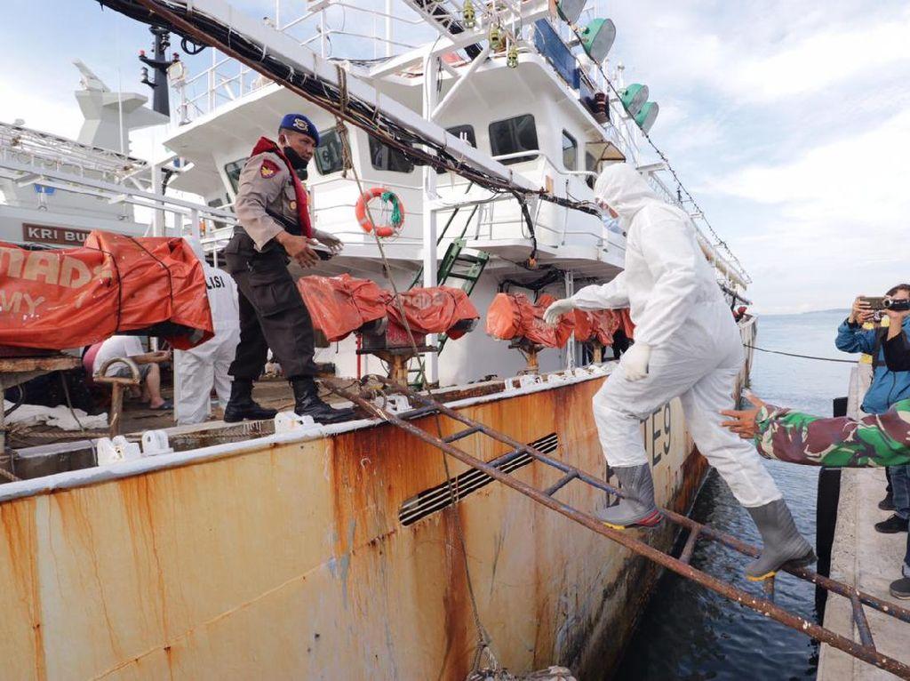ABK Indonesia Tewas di Kapal China, Kapolda Kepri: Diduga Dianiaya