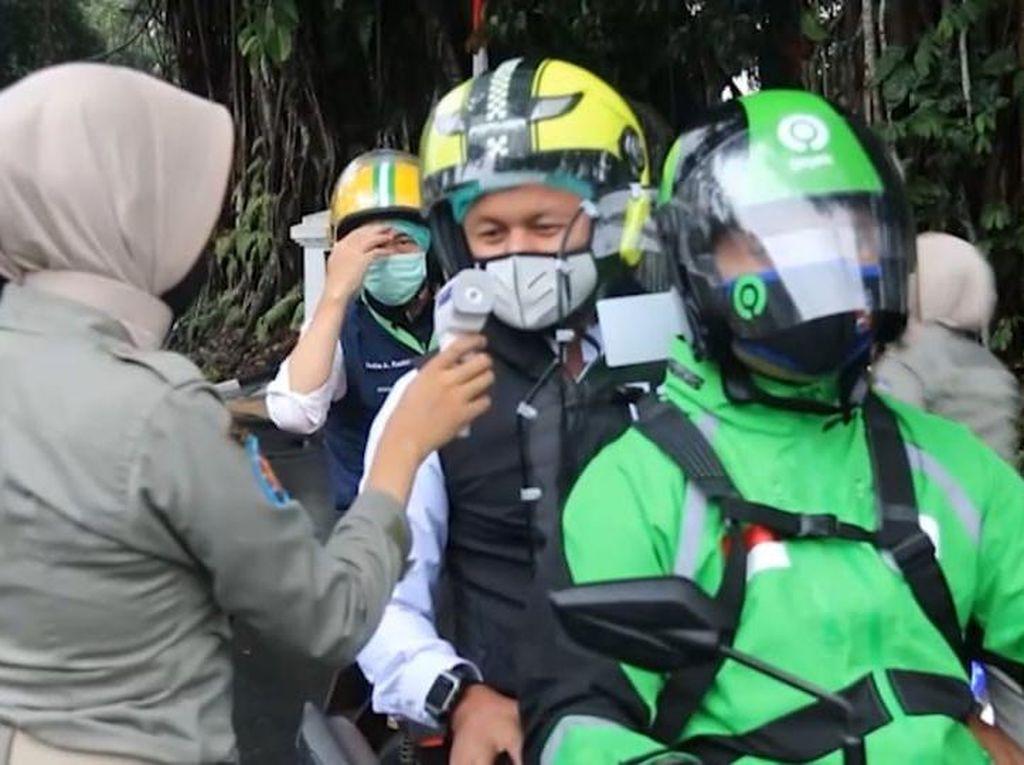 GoRide Mengaspal Lagi di Bogor dan Depok
