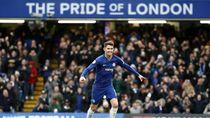 Jorginho Belum Kepikiran Hengkang dari Chelsea