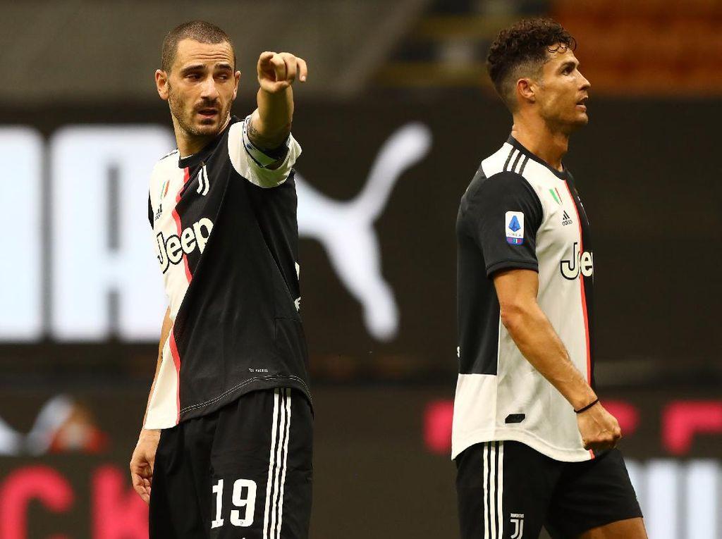Juventus Kalah karena Tiba-tiba Nge-Blank
