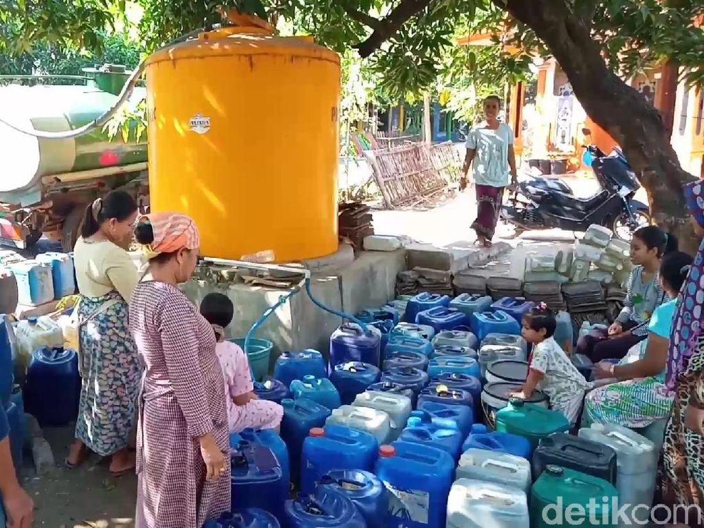 Corona Belum Hilang, Krisis Air Bersih Mengancam Pasuruan