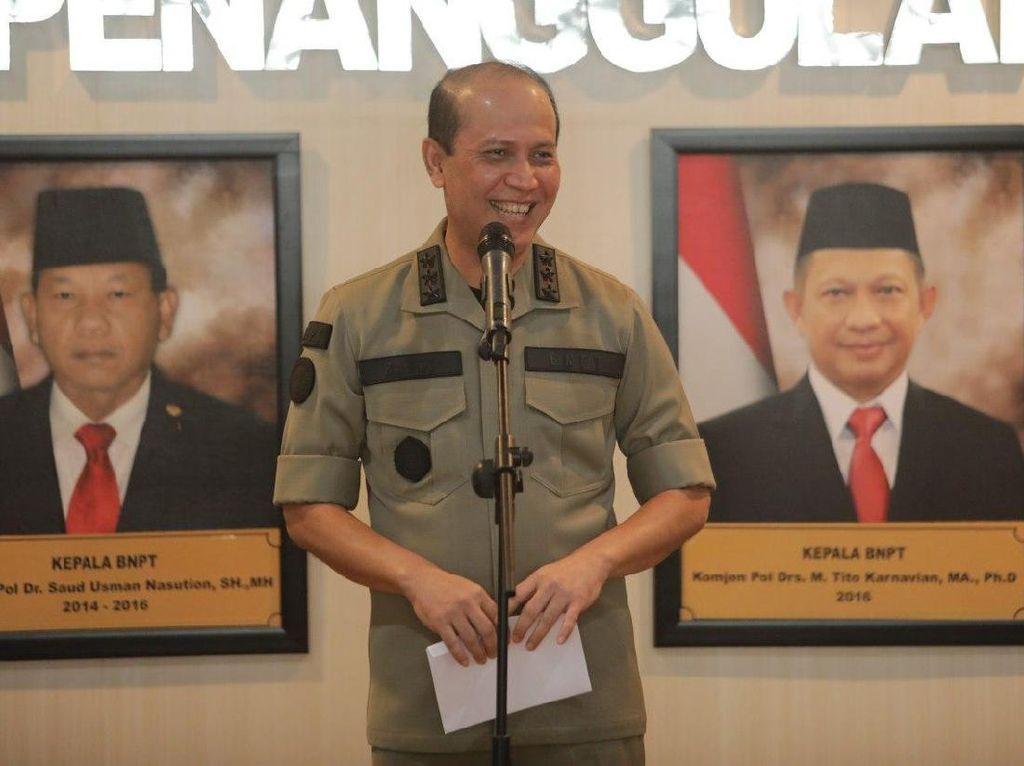 BNPT Punya Gugus Tugas dari Unsur Tokoh Agama untuk Tangkal Terorisme