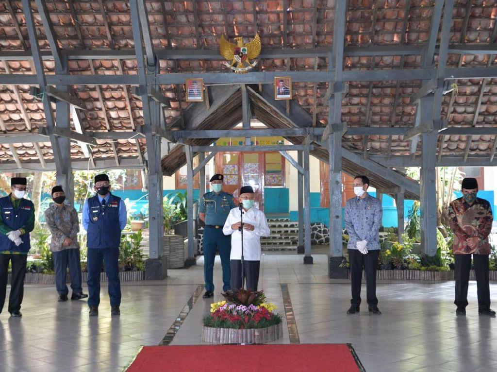 Maruf Apresiasi Ridwan Kamil Bikin Ro Corona Jabar di Bawah 1
