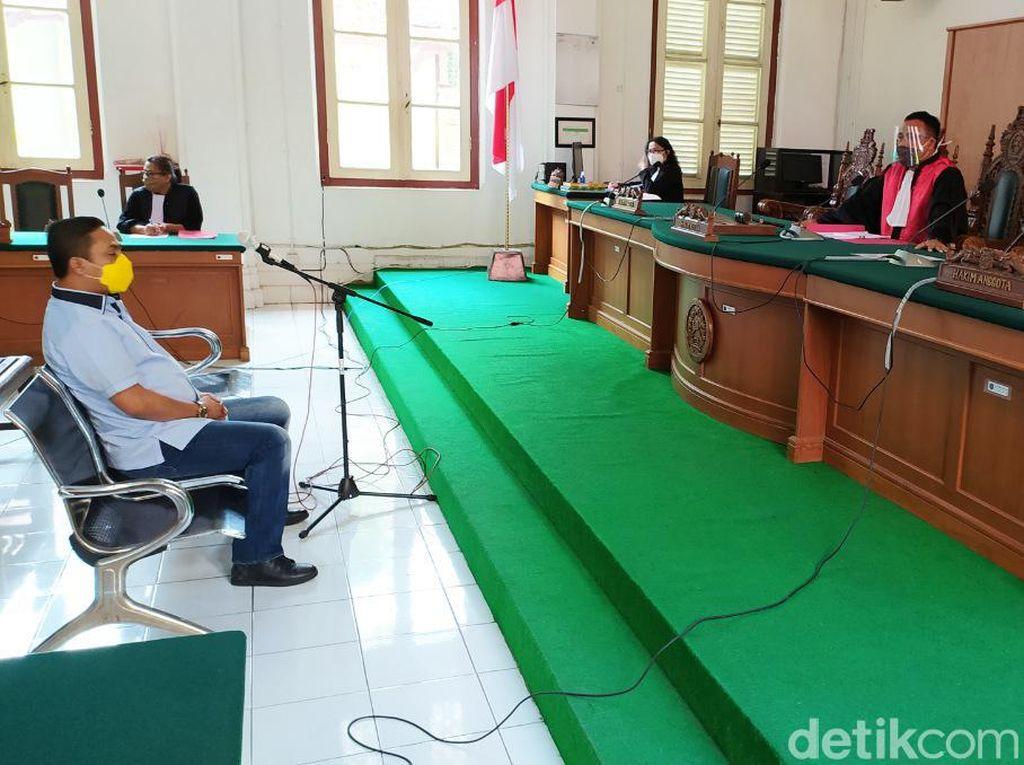 Jaksa Ajukan Banding Atas Hukuman Percobaan Wakil Ketua Golkar Sulsel