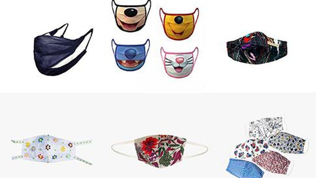 Off-White hingga Disney Bikin Masker, Harganya Tembus Jutaan!