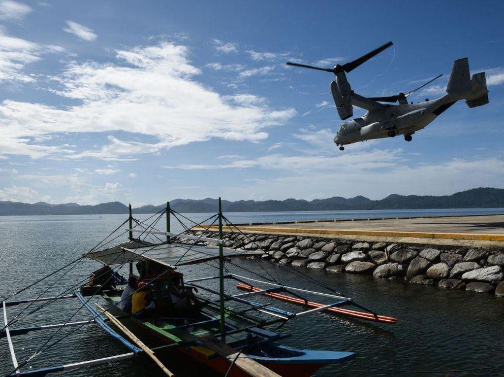 Keren! Indonesia Akan Beli 8 Pesawat MV-22 Osprey dari AS