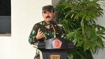 Panglima ke Capaja TNI-Polri: Corona Musuh Tak Kasatmata, Jangan Lengah!
