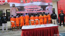 Polisi Tangkap Delapan Pemerkosa Seorang Gadis di Bangkalan