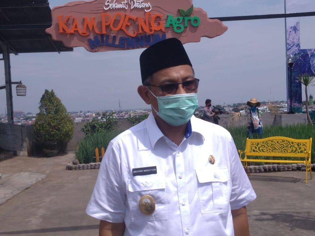 Akun WA Plt Wali Kota Medan Akhyar Nasution Diretas, Beberapa Data Hilang