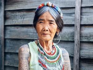 Ini Pola Makan Sehat Wanita Seniman Tato Berusia 103 Tahun
