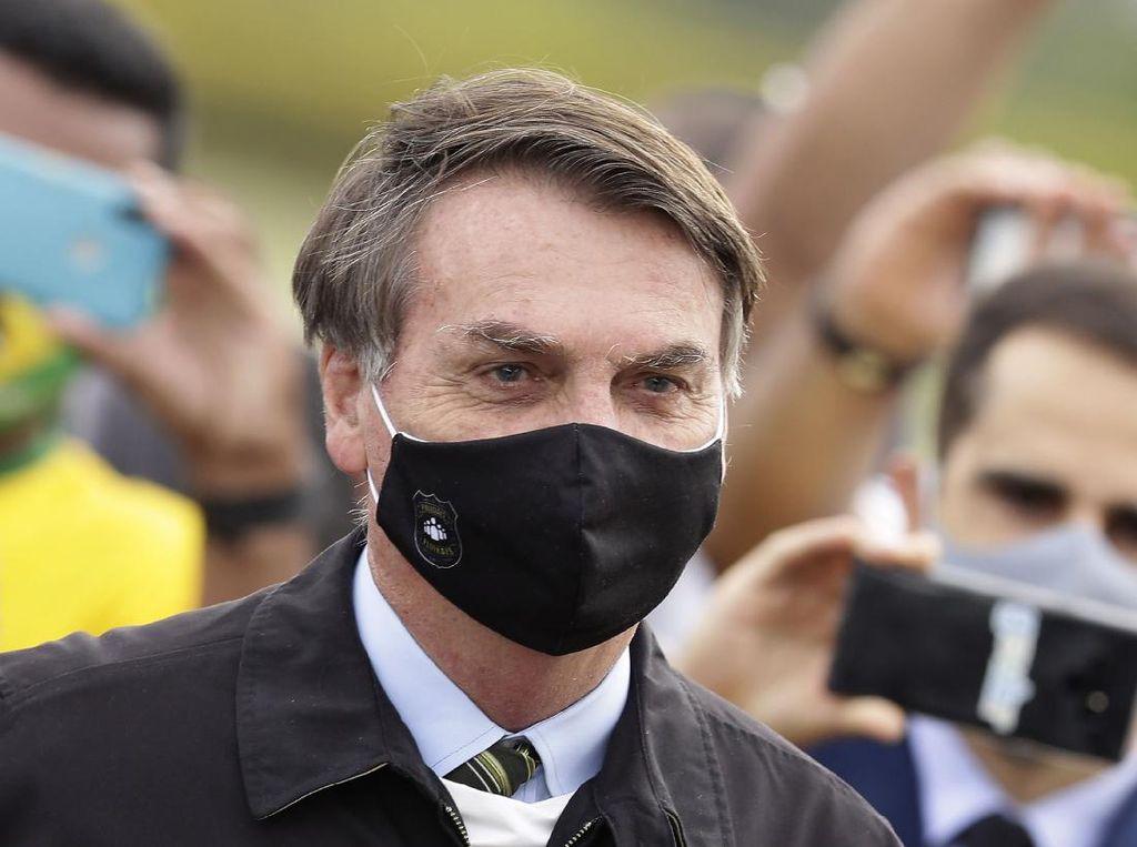 Masalah Hutan Amazon Disinggung Biden, Presiden Brasil Marah