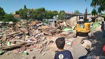 Video Lokalisasi Legendaris Blok Jongor Dihancurkan, Kini Rata Tanah
