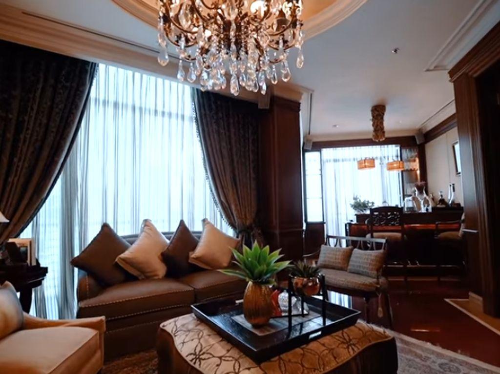 Foto: Mewahnya Penthouse 3 Lantai Amrit Punjabi, Anak Bos Multivision Plus