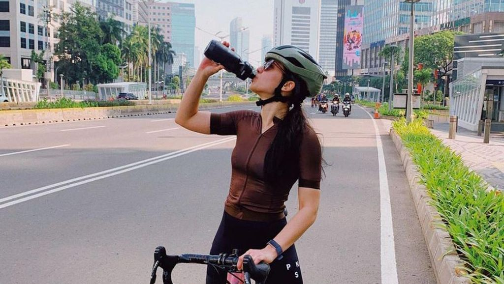 7 Harga Sepeda Artis Ini Bikin Geleng-geleng
