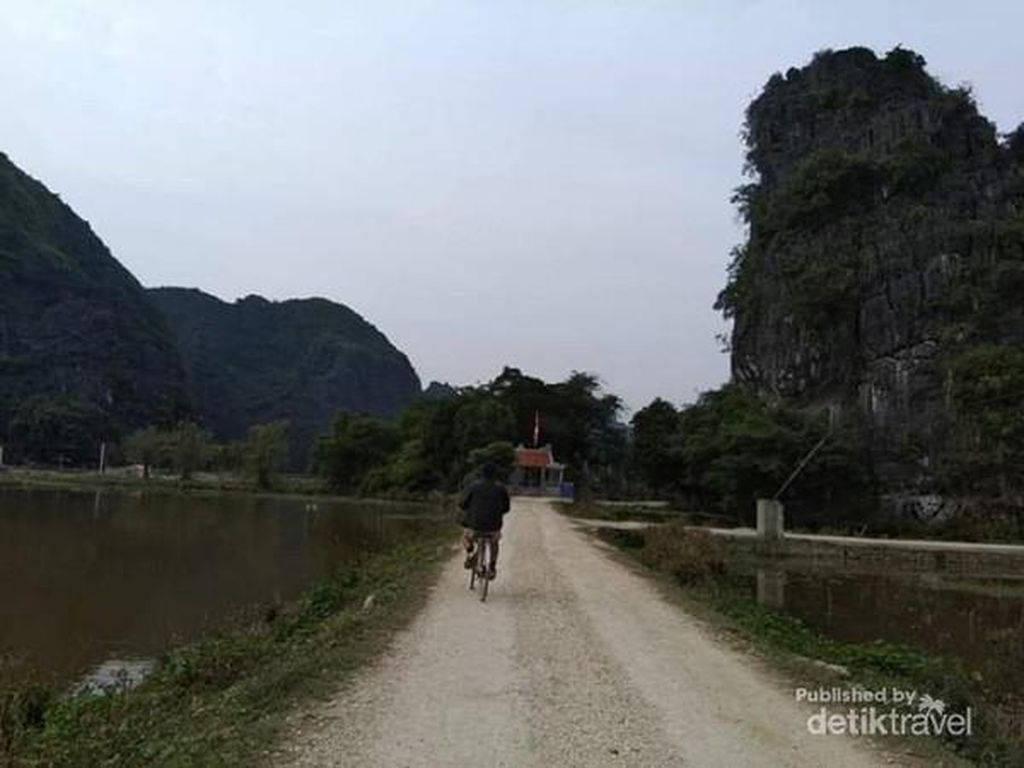 Inilah Ha Long Bay Versi Darat!
