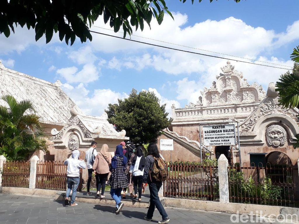 Kilas Balik Taman Sari Yogyakarta