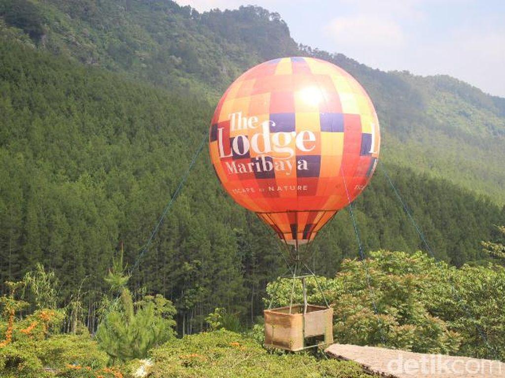 The Lodge Maribaya Sudah Buka, tapi Kunjungan Wisatawan Masih Sangat Rendah