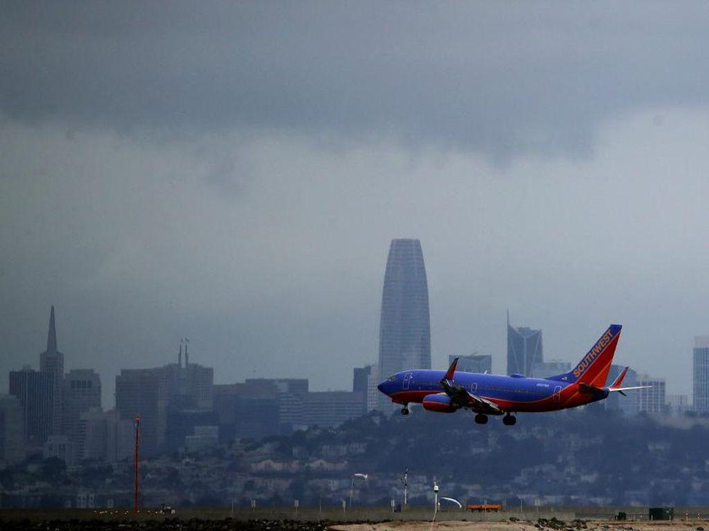 Bocah Berusia 3 Tahun Diturunkan dari Pesawat Gegara Tak Pakai Masker