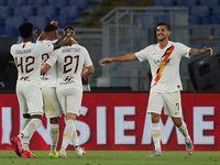 AS Roma Vs Parma: Serigala Ibu Kota Menang di Kandang 2-1