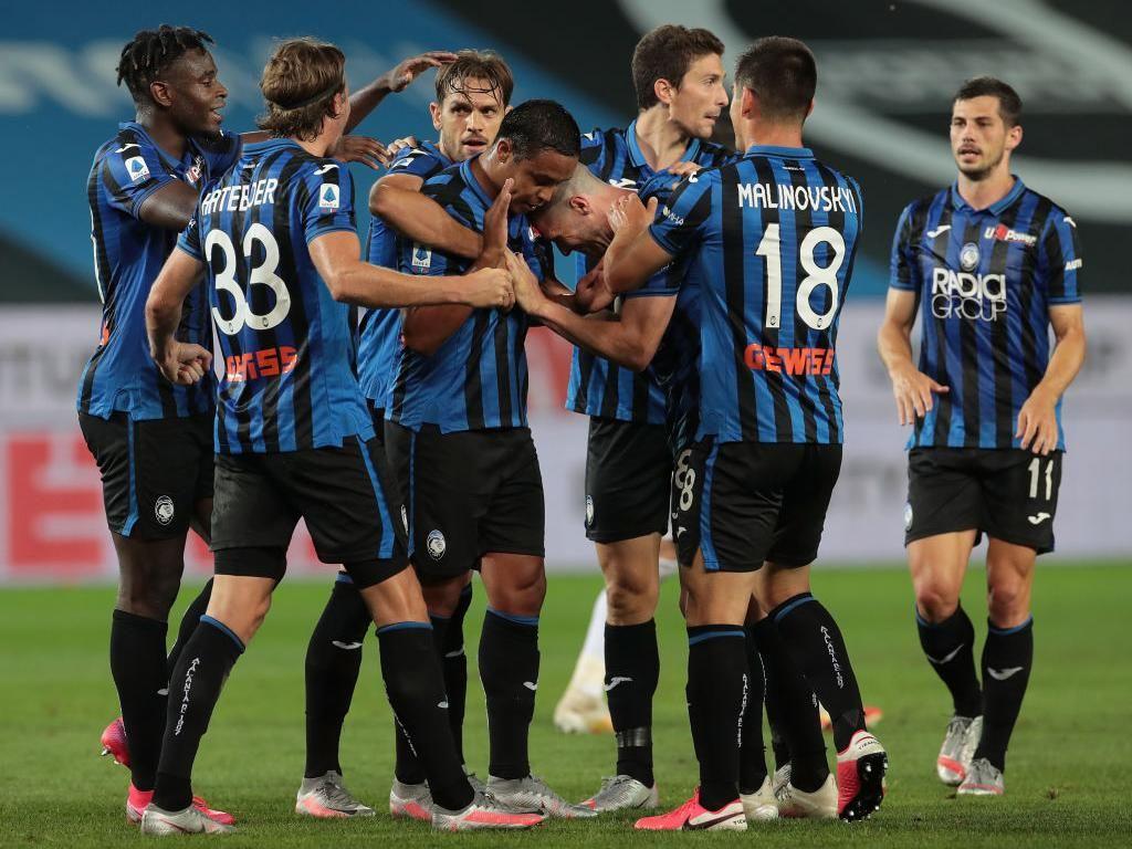 Atalanta Vs Sampdoria: Menang 2-0, La Dea Gusur Inter Milan dari Tiga Besar
