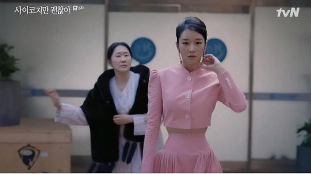 Penampilan Seo Ye Ji dalam episode keenam Its Okay to Not Be Okay berhasil mencuri perhatian penonton.
