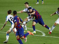 Suarez: Barcelona Sudah Prediksi Laga Sulit Lawan Espanyol
