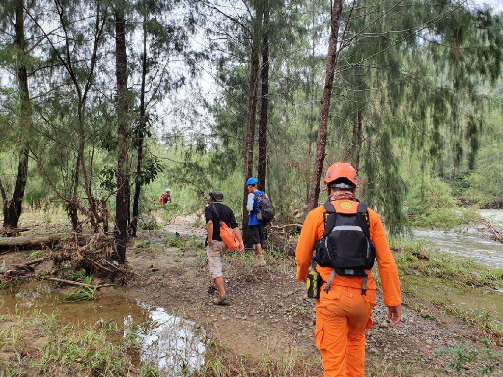 Cari Anggota Mapala Untad, 3 Orang Tim SAR Hilang di Gunung Tambusisi