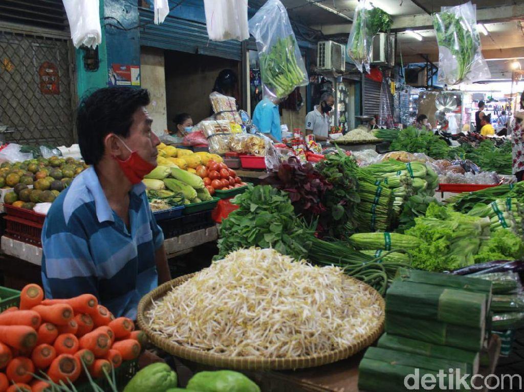 Eksistensi Pasar Muara Karang di Tengah Pertumbuhan Pasar Modern