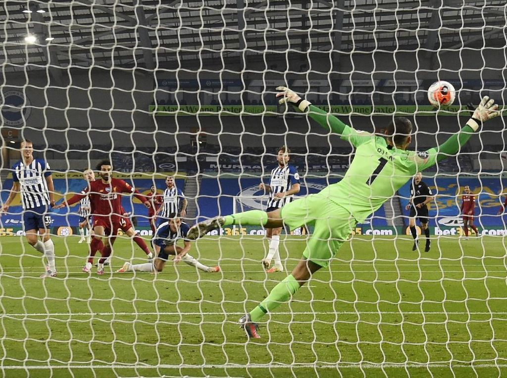 Akhirnya, Liverpool Bikin Gol Tandang Lagi